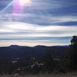Photo taken at mt falcon Park by Mark G. on 2/2/2013