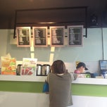 Photo taken at Lohas Tea Shop (Bubble Milk Tea) by Angie N. on 5/27/2013