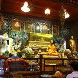 Photo taken at วัดปากน้ำภาษีเจริญ (Wat Paknam Bhasi Charoen) by Diow B. on 3/16/2013