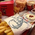 Photo taken at KFC by Burak Ç. on 6/24/2013