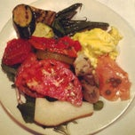 Photo taken at Villa Amalfi Ristorante by Noah G. on 3/2/2014
