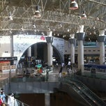 Photo taken at Kuwait International Airport (KWI)  مطار الكويت الدولي by a7med 24 on 6/5/2013