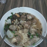 Photo taken at Soto Mie Agih Sukabumi by Jesika J. on 8/2/2014