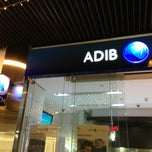 Photo taken at ADIB by Fadi H. on 6/27/2013