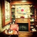 Photo taken at The Lion & Rose British Restaurant & Pub by Juan B. on 11/13/2012