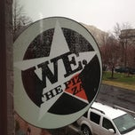 Photo taken at We, The Pizza by Polly H. on 12/29/2012