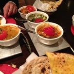 Photo taken at Diya indian restaurant by Jennifer D. on 9/20/2013