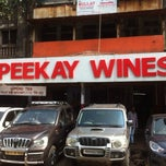 Photo taken at Peekay Wines by Dinesh D. on 12/13/2014