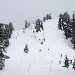 Photo taken at Seymour Mountain by Felice L. on 2/18/2013