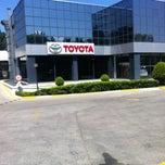 Photo taken at Toyota Plaza Gedizler by Şerif İ. on 7/26/2013