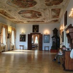 Photo taken at Lobkowiczký palác | Lobkowicz Palace by Kevin M. on 6/27/2013