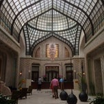 Photo taken at Four Seasons Hotel Gresham Palace Budapest by Kevin M. on 6/23/2013