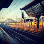 Photo taken at Stazione Milano Rogoredo by Tommaso S. on 3/19/2013
