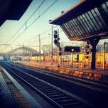 Photo taken at Stazione Milano Rogoredo by Tommaso S. on 3/19/2013