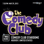 Photo taken at Comedy Club Stardome by Michael L. on 5/30/2013