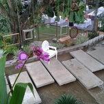 Photo taken at Hacienda Vivero Las Mañanitas by Francisco C. on 8/17/2013