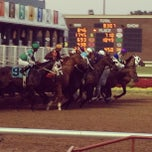 Photo taken at Lone Star Park by Grant W. on 7/5/2013