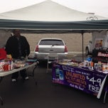Photo taken at Foothill Swap Meet by Manuel M. on 2/9/2014