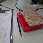 Photo taken at UFRA - Laboratório de Microbiologia by Beatriz F. on 7/5/2013