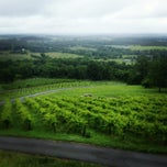 Photo taken at Bluemont Vineyard by Jimmy Z. on 6/8/2013