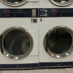 Photo taken at Hamilton st Laundromat by Quinster on 11/4/2012