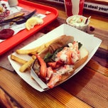Photo taken at Portland Lobster Company by j. t. on 7/9/2013