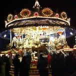 Photo taken at Leipziger Weihnachtsmarkt by Duygu B. on 12/15/2012