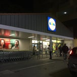Photo taken at Lidl by Paco P. on 1/19/2015