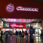 Photo taken at Cinemex by Patricia W. on 7/11/2013