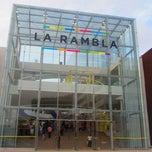 Photo taken at CC La Rambla by xmini p. on 6/25/2013