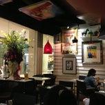 Photo taken at Sunday Cafe by Kelly G. on 6/19/2013