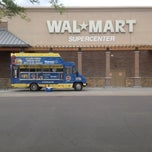 Photo taken at Walmart Supercenter by Bravo T. on 9/7/2013