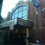 Photo taken at Monroe College - King Hall by Jose L. on 8/6/2013