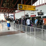 Photo taken at Gate A1 by Prasepvianto on 9/24/2013
