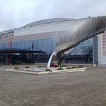 Photo taken at Арена 2000 Локомотив by Daria D. on 10/16/2013