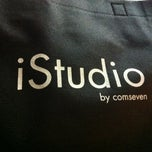 Photo taken at iStudio by Vicky S. on 3/23/2013