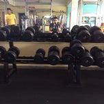 Photo taken at AL-FALAH Gym & Fitness Club by Hazry H. on 5/19/2014