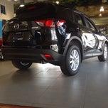 Photo taken at Mazda Saltillo by Charvel L. on 5/12/2014