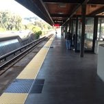 Photo taken at Lafayette BART Station by Anna T. on 11/13/2012