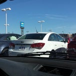 Photo taken at Nunnally Chevrolet by Grace H. on 1/26/2014