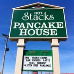 Photo taken at Hot Stacks Pancake House by Cameron G. on 5/25/2013