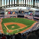 Photo taken at Yankee Stadium by My American Road on 7/14/2013