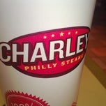Photo taken at Charleys Subs by Gary A. on 12/16/2013
