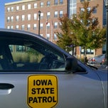 Photo taken at Iowa Department of Public Safety by Gaston A. on 10/5/2011