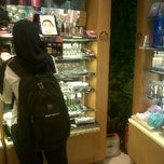 Photo taken at The Body Shop by Elisa A. on 11/17/2011