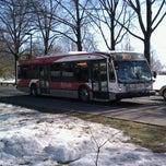Photo taken at H Bus by Jamie G. on 2/14/2011