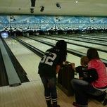 Photo taken at Willow Creek Lanes by Steph B. on 1/1/2012
