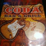 Photo taken at Coda Bar & Grill by Lance S. on 3/28/2011