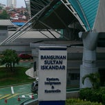 Photo taken at Sultan Iskandar CIQ Complex (Johor Bahru Checkpoint) by Sani J. on 1/11/2012