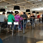 Photo taken at IKEA restaurace by Honza D. on 5/13/2012